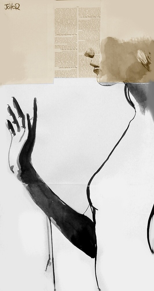 touch by Loui  Jover