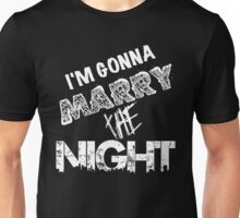 Marry the Night Unisex T-Shirt