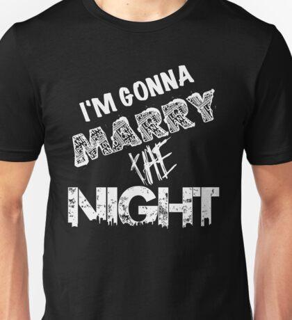 Marry the Night Unisex T-Shirt