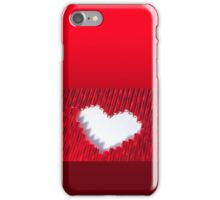 Love, beaded (iPhone case) iPhone Case/Skin