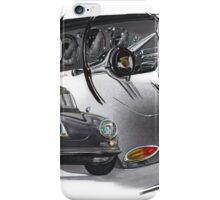 Porsche 356 BT6  iPhone Case/Skin