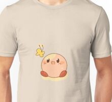 Kirby Butterfly Sketch Unisex T-Shirt