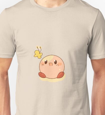 Kirby Butterfly Sketch Unisex T-Shirt