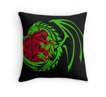 Dungeons and Dragons - Custom Colors Available! Throw Pillow