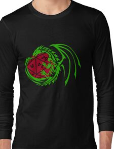 Dungeons and Dragons - Custom Colors Available! Long Sleeve T-Shirt