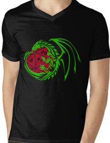 Dungeons and Dragons - Custom Colors Available! Mens V-Neck T-Shirt
