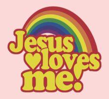 Jesus Loves Me Kids Tee