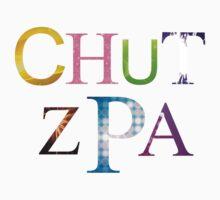 Chutzpa by Platypusboy