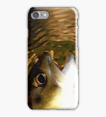 """Ripple Brown"" iPhone case iPhone Case/Skin"