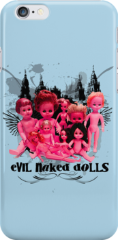 EVIL NAKED DOLLS!!! by Ross Robinson