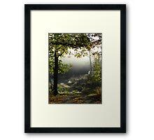 Morning Vision Framed Print