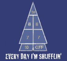 Shufflin' Shirt by jonmelnichenko