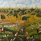 The Battle of Vinegar Hill 1804 by Lizzy Newcomb