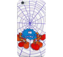 Spider In Web: iPhone Case iPhone Case/Skin