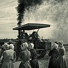 """"""" A head of steam, 6 more brewing """" by canonman99"""