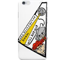 The Distractor Beam 2 iPhone Case/Skin