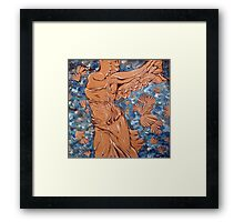 Victory Rose Framed Print