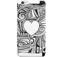 Complex Heart iPhone Case/Skin
