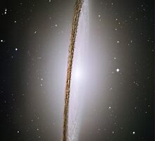 Sombrero Galaxy by SOIL