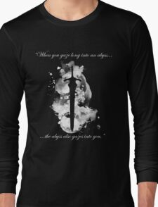 Artorias of the Abyss (White) Long Sleeve T-Shirt