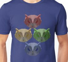 All of the Owls! Unisex T-Shirt