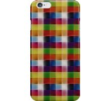 Rainbow Checkers iPhone Case/Skin