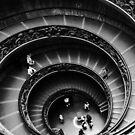 Musei Vaticani: Descent by Georgie Hart