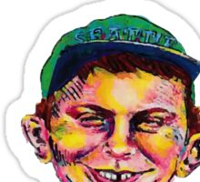 Mac Demarco HQ Cartoon Sticker