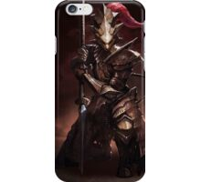 Dragon Slayer Ornstein iPhone Case/Skin