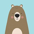 Bears Are Friendly by KarinBijlsma