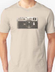 M9 Camera Unisex T-Shirt