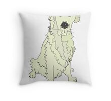 Josh, Hero Throw Pillow