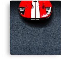 Classic Ford GT40 Canvas Print