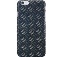 i phone Checkerplate iPhone Case/Skin