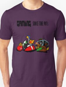 Gaming Since the 90's T-Shirt