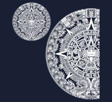 Aztec calendar by rafo