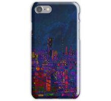 Digital City  iPhone Case/Skin