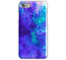 It's Calm under the waves  iPhone Case/Skin