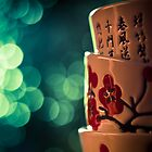 Asian bokeh by Jérôme Le Dorze