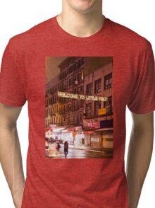 Little Italy Tri-blend T-Shirt