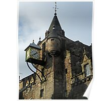 The Canongate Tolbooth, Edinburgh Poster