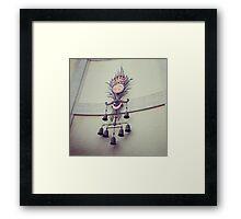 Grauman Bells Framed Print