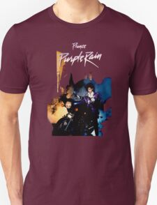 Purple Rain Prince  T-Shirt
