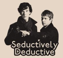 Seductively Deductive by Deastrumquodvic