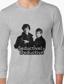 Seductively Deductive Long Sleeve T-Shirt