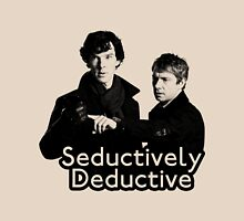 Seductively Deductive Unisex T-Shirt