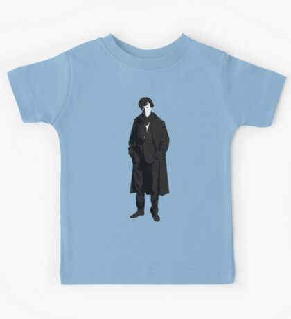 Sherlock Holmes, Consulting Detective Kids Tee
