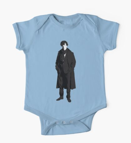 Sherlock Holmes, Consulting Detective One Piece - Short Sleeve