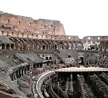 Colosseum, Rome by Namdres