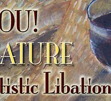 Artistic Libation Feature Banner 2 by Shani Sohn